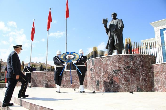 Elazığ´da Türk Polis Teşkilatı´nın 176. yıl dönümü