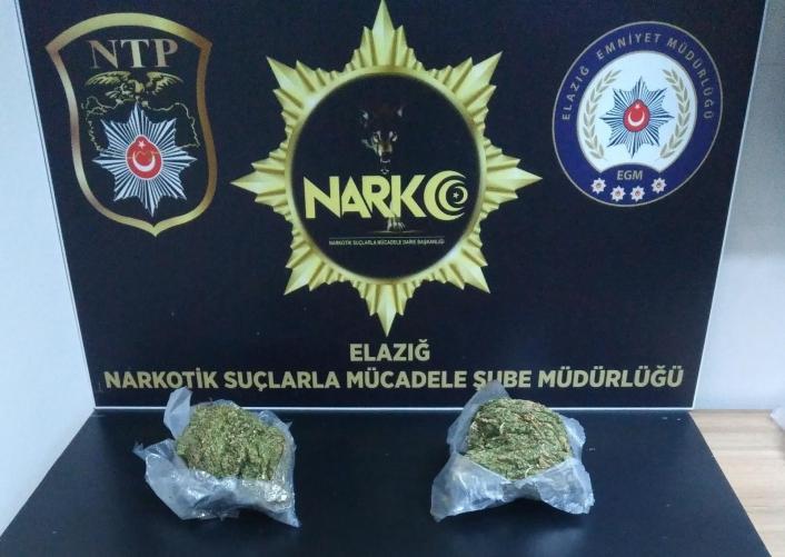 Elazığ´da uyuşturucu operasyonu: 12 kişi gözaltına alındı