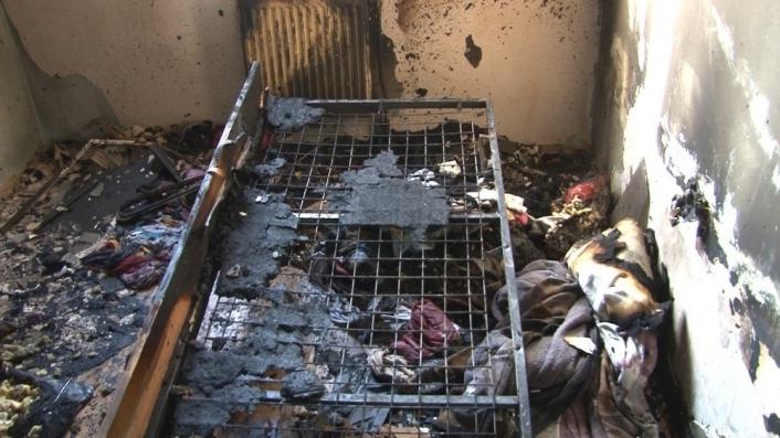 Elazığ´daki yangından ikinci üzücü haber, 4 yaşındaki Kağan´da hayatını kaybetti