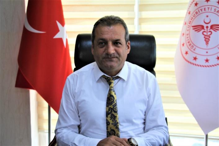 Elazığ İl Sağlık Müdürü Polat: