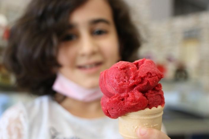 Elazığ´ın patent yolundaki lezzeti: Vişne dondurmasının tadı ülke sınırlarını aştı
