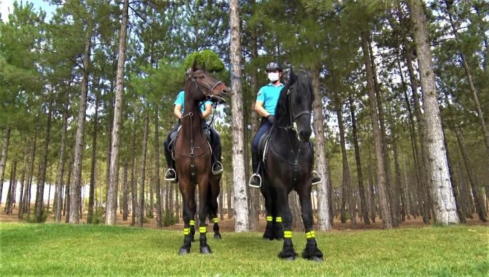 Elazığ´ın tarihi ve piknik alanları, atlı jandarma birliklerine emanet