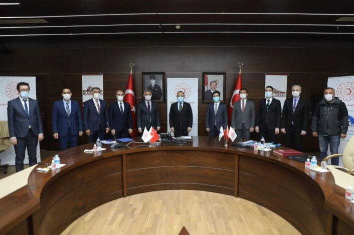 Elazığ´ın turizm potansiyeline destek, 3 projenin imzaları atıldı