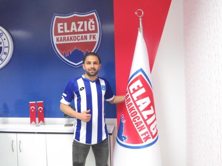 Elazığ Karakoçan FK, Ahmet Can Arık´ı kadrosuna kattı