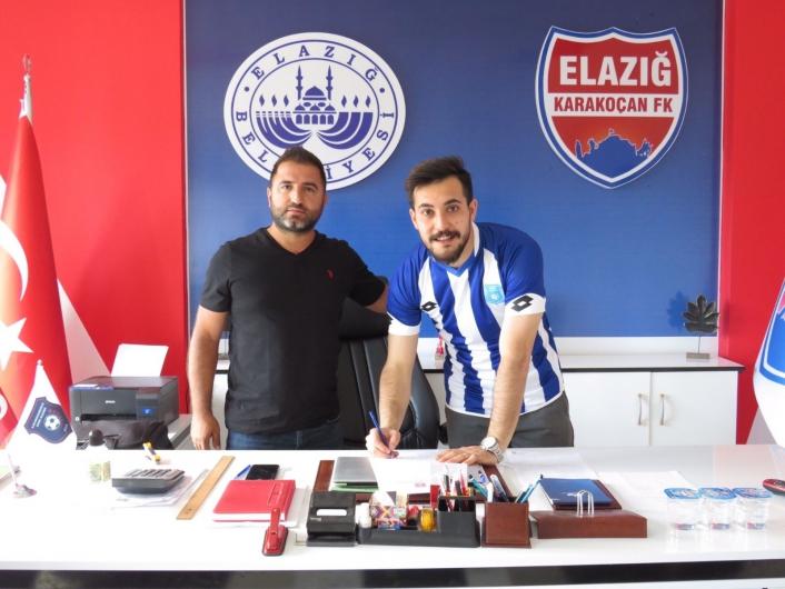 Elazığ Karakoçan FK, Eren Yılmaz´ı kadrosun kattı
