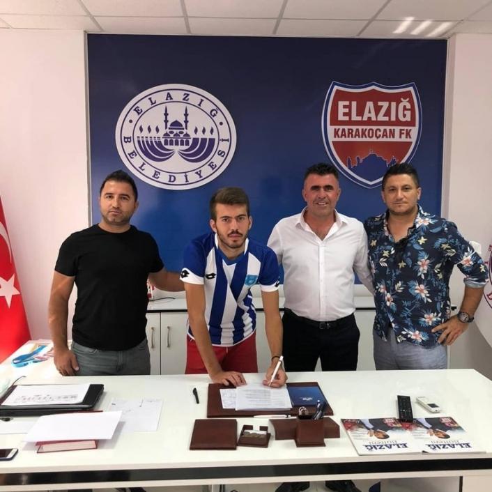 Elazığ Karakoçan FK, son günde 3 transfer yaptı