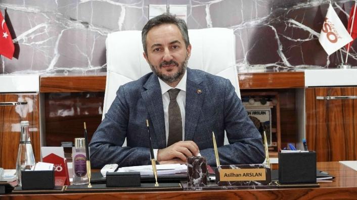 Elazığ TSO Başkanı Arslan,