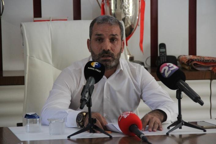 Elazığspor Başkanı Çayır: