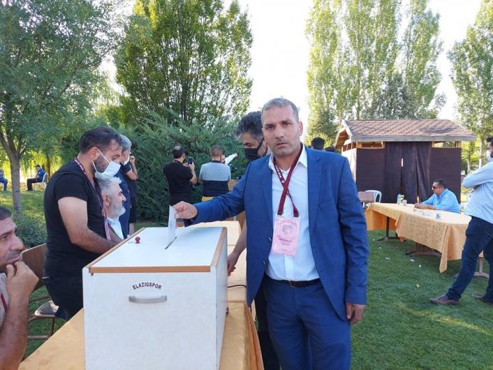 Elazığspor Başkanı Serkan Çayır:
