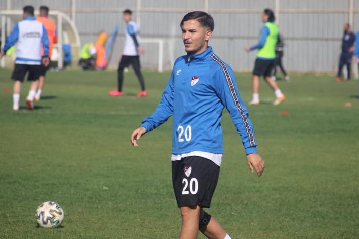 Elazığspor, Cengizhan Akgün´le sözleşmesini 1 yıl uzattı