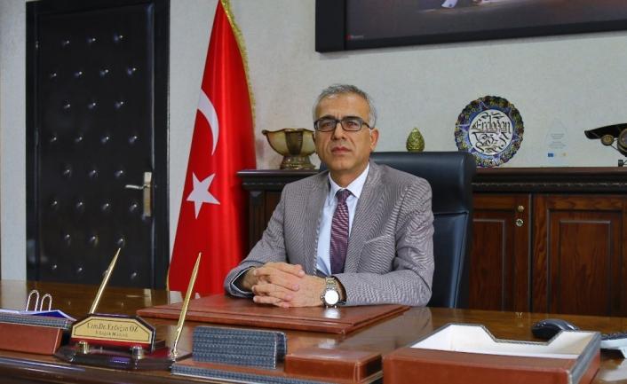 Erdoğan Öz´den vatandaşlara `HES kodu alın´ çağrısı