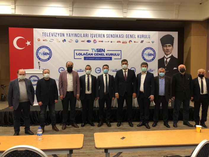 Eren, TVSEN Genel Başkan Yardımcısı oldu