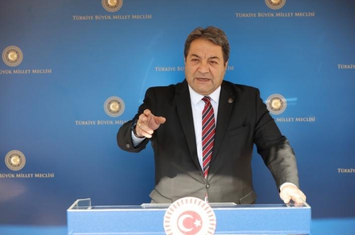 Fendoğlu, sulama projelerini sordu