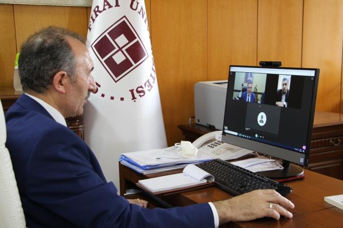 FÜ ile  Azerbaycan Devlet Agrar Üniversitesi arasında eğitim protokolü