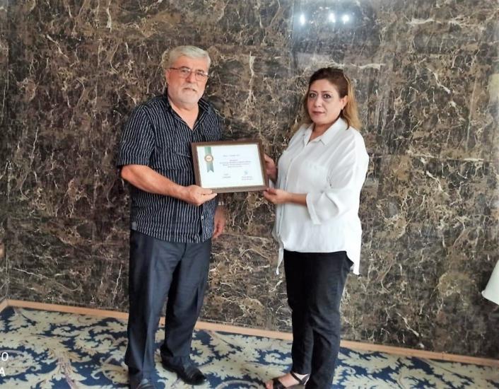 Gazeteci Yadigar Jira´ya yeni görev
