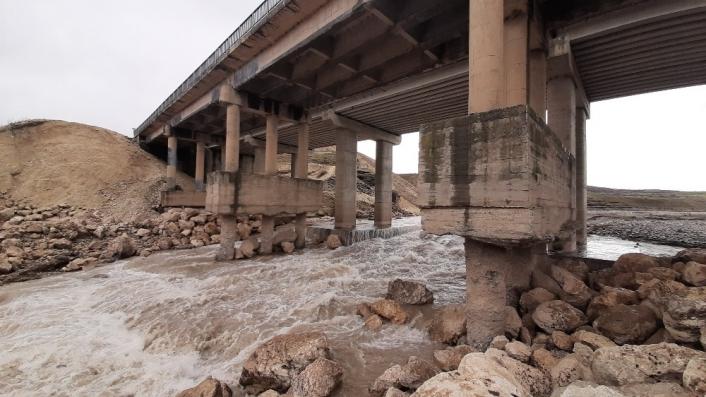Göksu Köprüsü yıkılıp yerine yenisi yapılacak