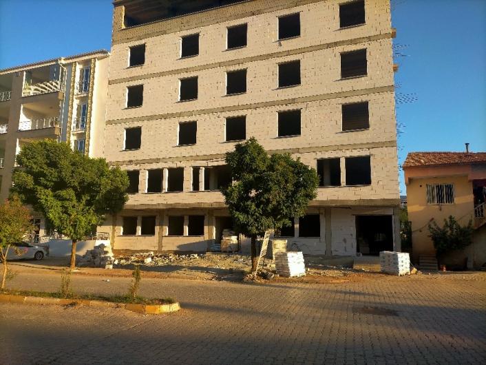 Gölbaşı´nda Hafızlık Kur´an Kursu binasının inşaatı devam ediyor