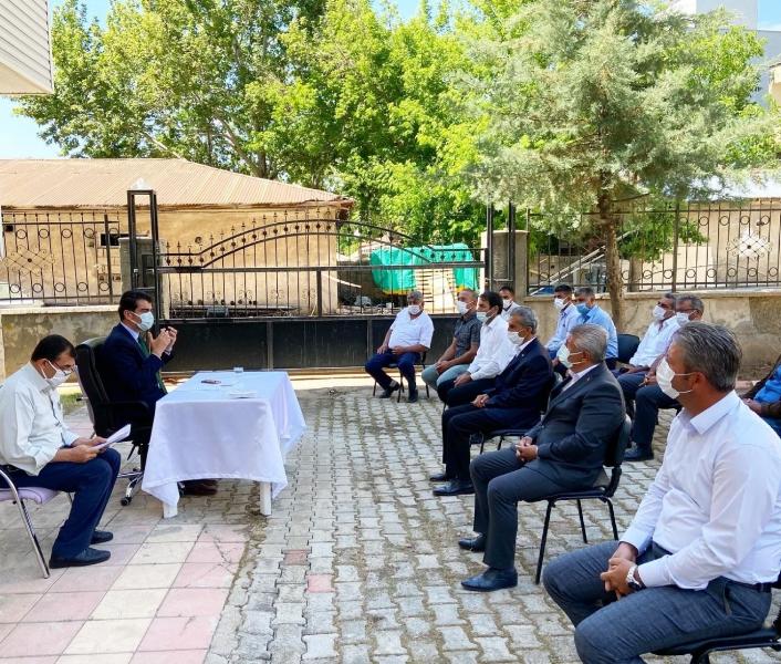 Gölbaşı´nda Köylere Hizmet Götürme Birliği seçimi yapıldı