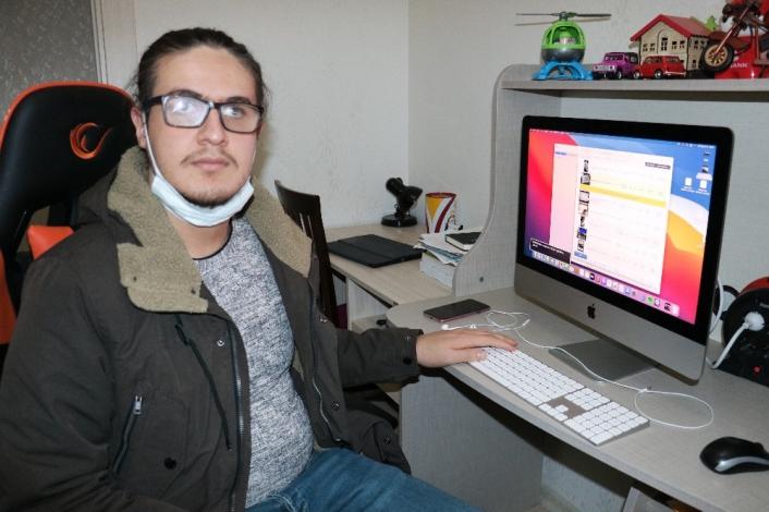 Görme engelli gence akıl almaz dolandırıcılık