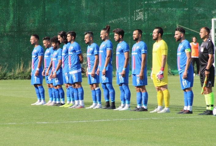 HD Elazığ Karakoçan FK, 18 futbolcuyla Antalya´da