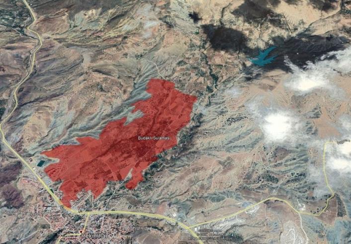 Hekimhan, 2 bin 250 dekar sulanmayı bekliyor