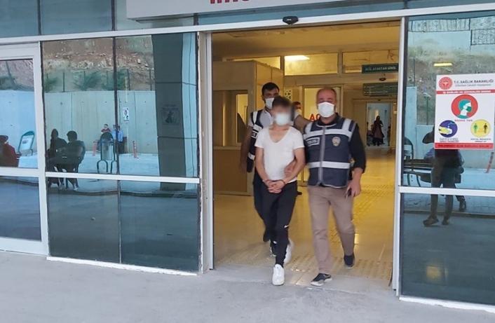Hırsızlık olaylarının 5 şüphelisinden 3´ü tutuklandı