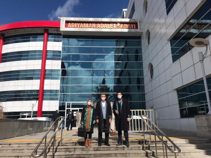 Hukukçulardan Avukat Ersin Arslan´ın vurulmasıyla ilgili açıklama
