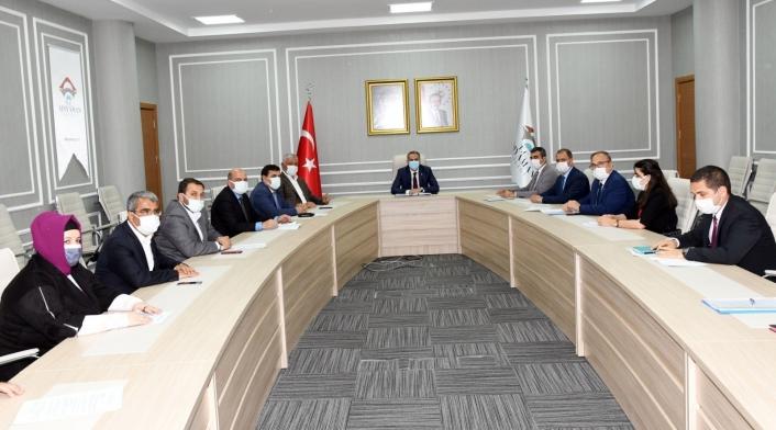 İl istihdam ve mesleki eğitim kurulu toplantısı yapıldı