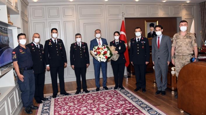 Jandarma teşkilatı 182 yıldır vatan nöbetinde