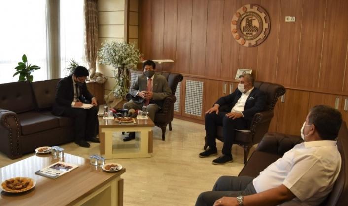 Japonya Büyükelçisinden Akdeniz´de diplomatik çözüm önerisi