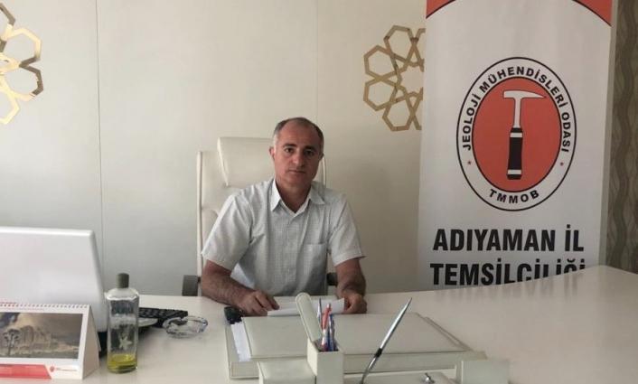 Jeoloji Mühendisleri Odası Başkanı Özdemir´den Marmara Depremi açıklaması