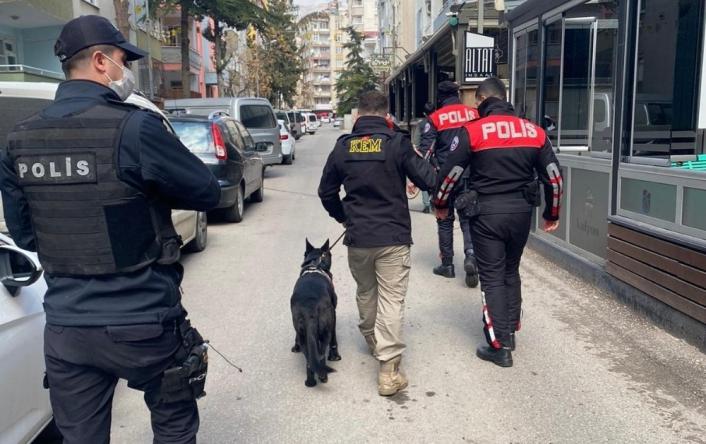 Kahramanmaraş´ta aranan 10 kişi yakalandı