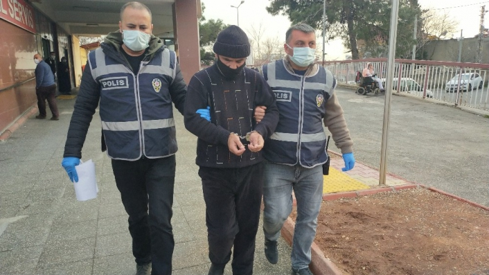 Kahramanmaraş´ta bilgisayar hırsızı tutuklandı