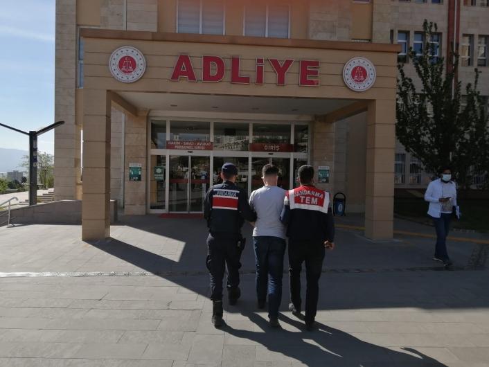 Kahramanmaraş´ta FETÖ operasyonunda 2 tutuklama