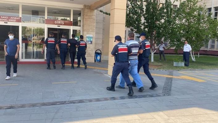 Kahramanmaraş´ta hırsızlık operasyonu; 2 tutuklama