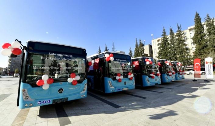 Kahramanmaraş´ta kuzey çevre yoluna yeni otobüs hattı