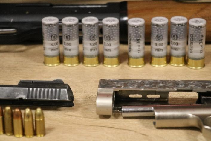 Kahramanmaraş´ta silah tamiri yapan iş yerlerine operasyon: 4 gözaltı