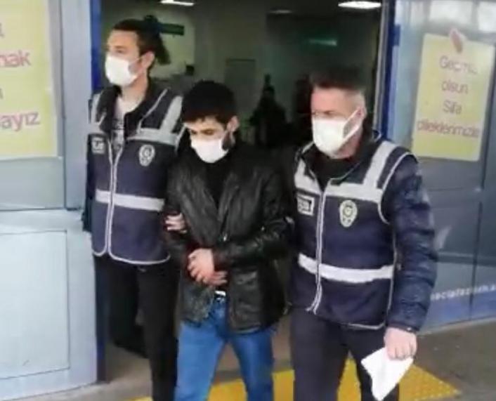 Kahramanmaraş´ta tesisat hırsızı tutuklandı