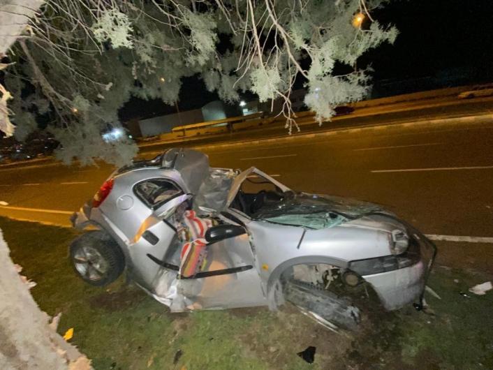 Kahramanmaraş´ta trafik kazası: 1 ölü