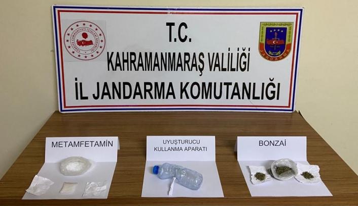 Kahramanmaraş´ta uyuşturucu operasyonları: 13 gözaltı