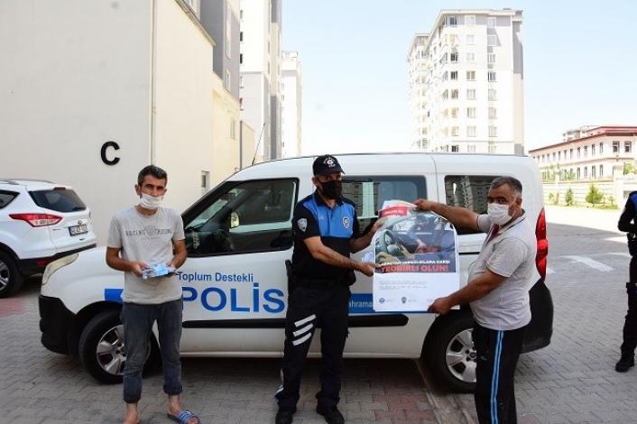 Kahramanmaraş´ta vatandaşlar hırsızlık olaylarına karşı bilgilendirildi