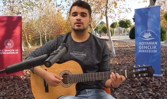 Kahtalı Genç Türkiye birincisi oldu