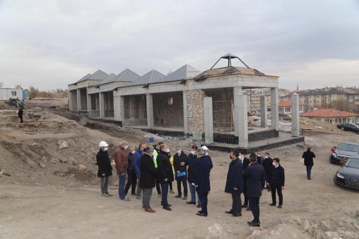 Kale projesi Sivas´ın çehresini değiştirecek