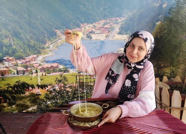 Karadeniz mutfağını Kahramanmaraş´a taşıdı