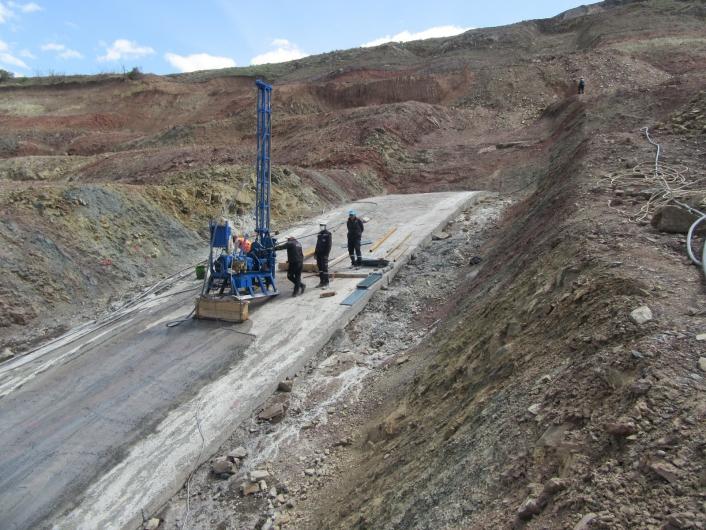 Kartalkaya barajı ile 37 bin 990 dekar tarım arazisi suyla buluşacak