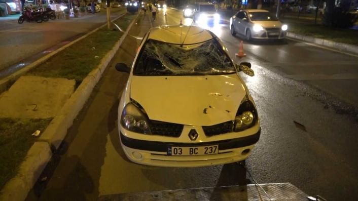 Kazada ağır yaralanan çocuk hayatını kaybetti