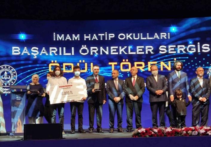 KEVSER Projesi ile Türkiye 1.´si oldular