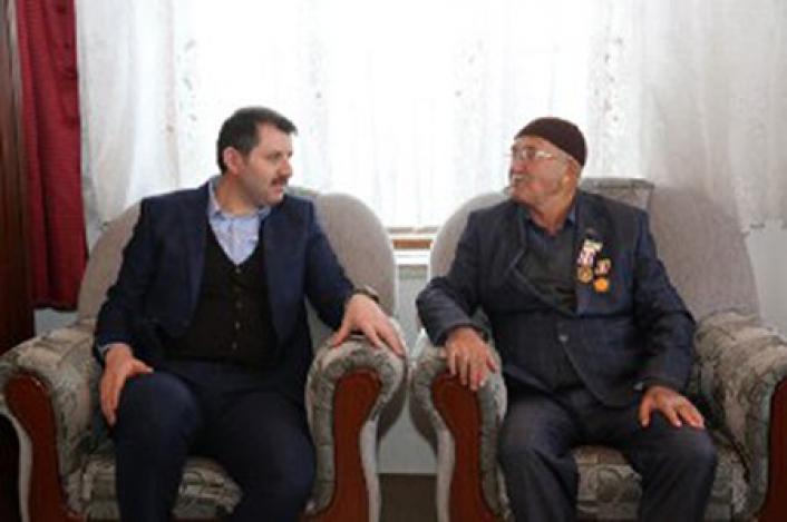 Kıbrıs Gazisi Korona virüse yenik düştü