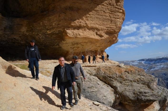 Küçükkürne mağaraları keşfedilmeyi bekliyor