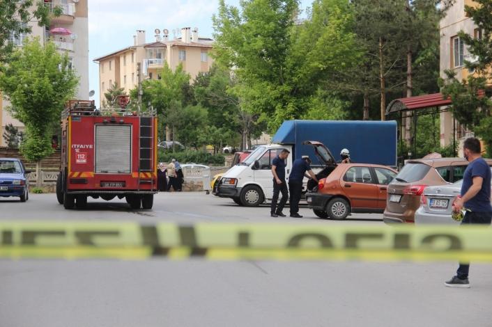 LPG´li Otomobilde yaşanan gaz kaçağa paniğe neden oldu